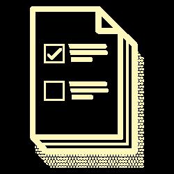 icona preventivo piano di comunicazione - piano alto