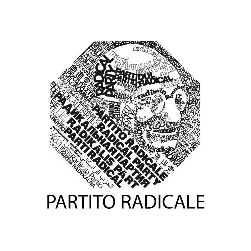 logo partito radicale - portfolio piano alto