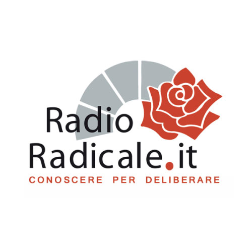 logo radio radicale - portfolio piano alto