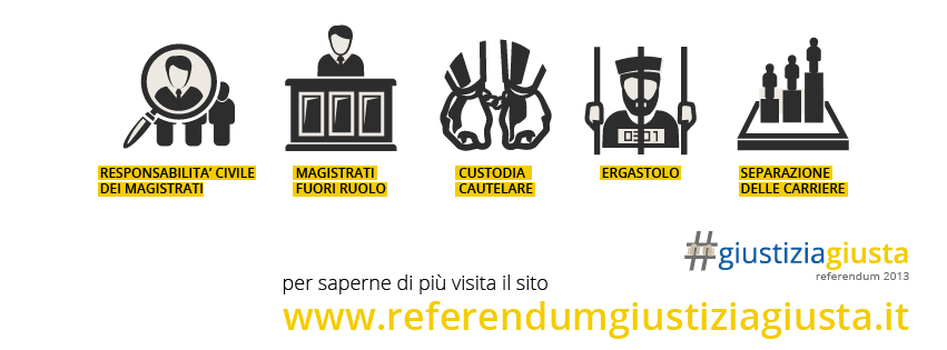 facebook referendum giustizia giusta 2013 - piano alto