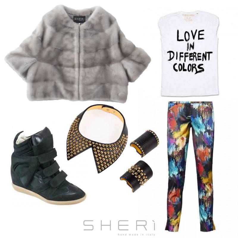 outfit sherì - piano alto