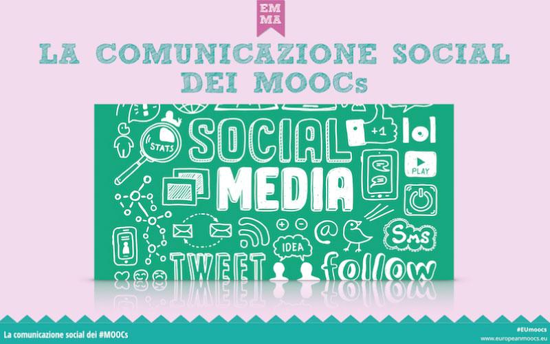 analisi la comunicazione social delle piattaforme mooc - piano alto